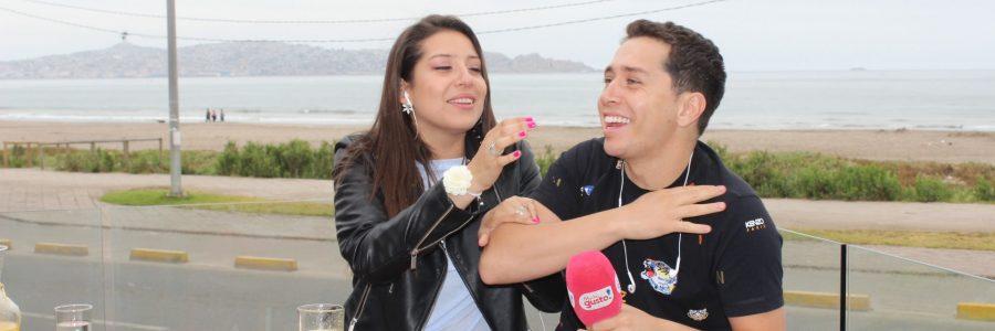 Rostros juveniles de la TV desordenan La Serena en verano